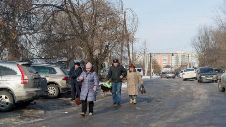 На «Восток»: волгоградцы боятся дороги до главной ярмарки города
