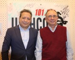 Михаил Бирман: кризис не повлиял на культурную жизнь в Тюменской области