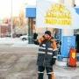 Участники группы MBAND бесплатно заправили автомобиль жителя Челябинска