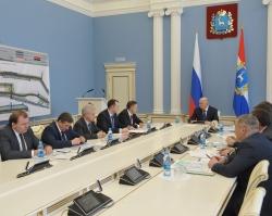 Губернатору представили проект реконструкции Ново-Садовой