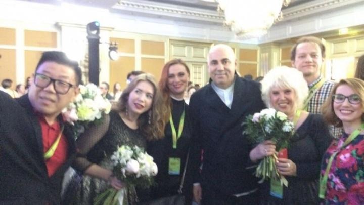 Приз вручали Варвара и Пригожин: пермский хор «Млада» занял второе место на международном конкурсе