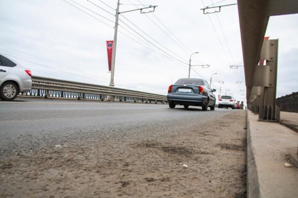 Протяженность моста составит 3,8 км