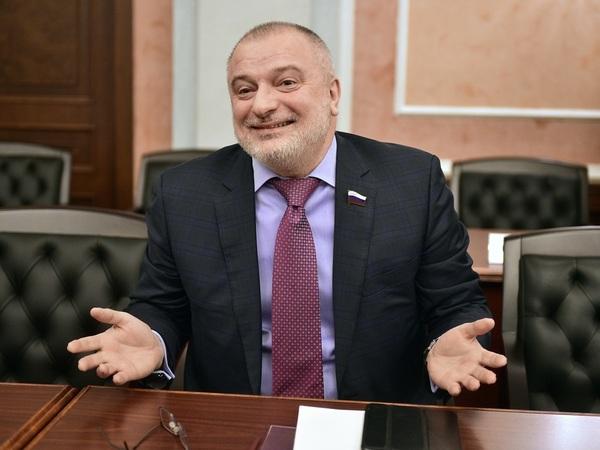 сенатор Андрей Клишас// Петр Кассин/Коммерсантъ