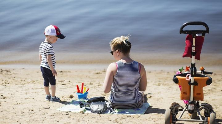 Готовимся к купальному сезону: обзор пляжей Ярославля