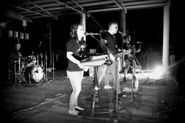 Группа из Калача зажжет на концерте под открытым небом
