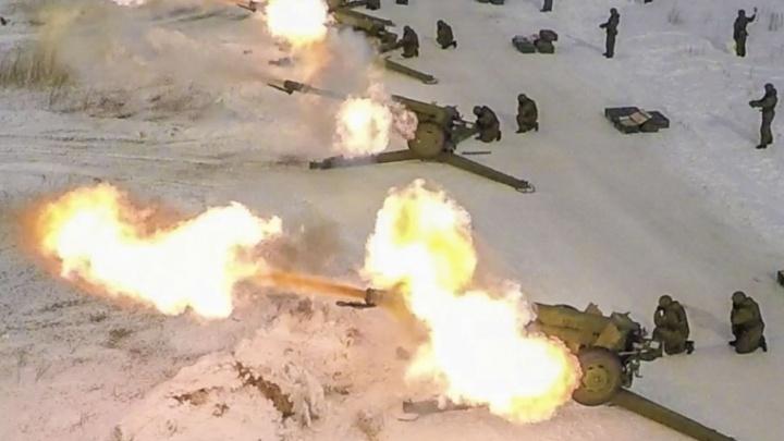 В День защитника Отечества в Самаре в небо выпустят более 800 фейерверков