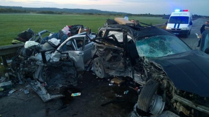 LADA выскочила навстречу: выживший в ДТП под Воткинском пермяк рассказал свою версию случившегося
