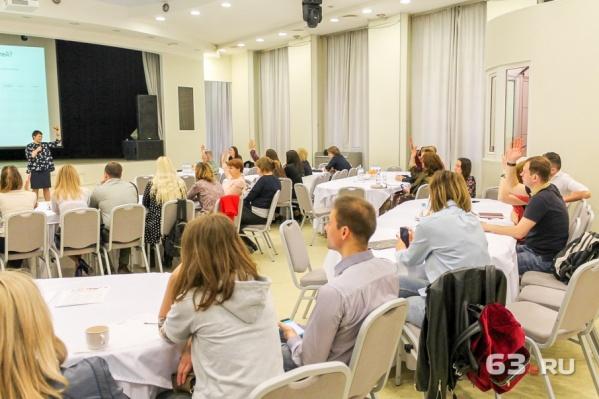 Самарские маркетологи узнали о новинках и трендах интернет-продвижения