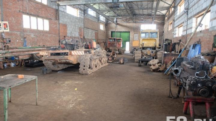 Армен Бежанян обратился в суд, чтобы избежать продажи с торгов своей мастерской в Осе