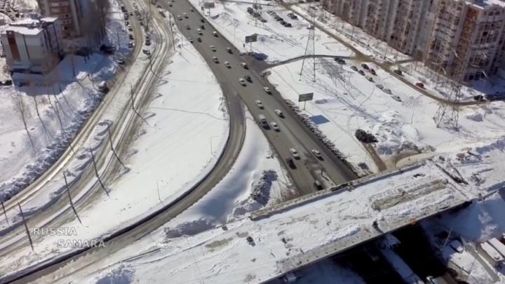 Когда достроят путепровод: интенсивность движения на Ташкентской вырастет до 55 442 машин в день