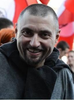Сергей Аксёнов, член незарегистрированной партии «Другая Россия».