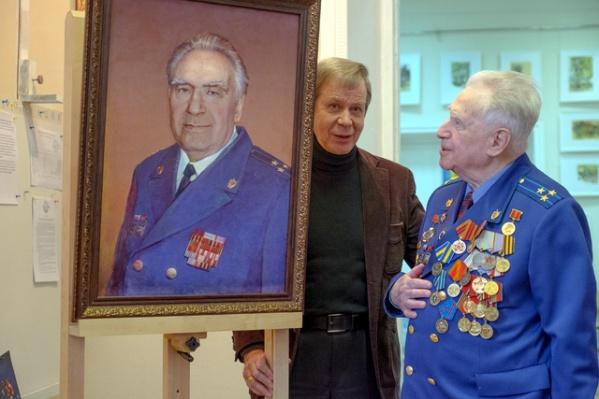 Картину для Якова Трегубова писал сам директор училища Георгий Сметанин