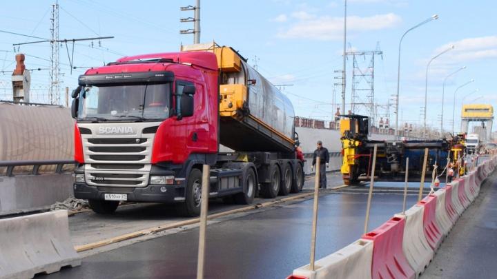 На Жигулёвской ГЭС делают «упругое» дорожное покрытие