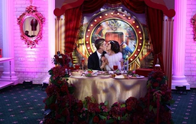 «Свадьба года»: любовь и полет фантазии