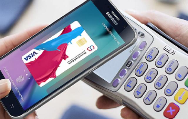Расчеты по отпечатку пальца: российским предпринимателям стал доступен Samsung Pay