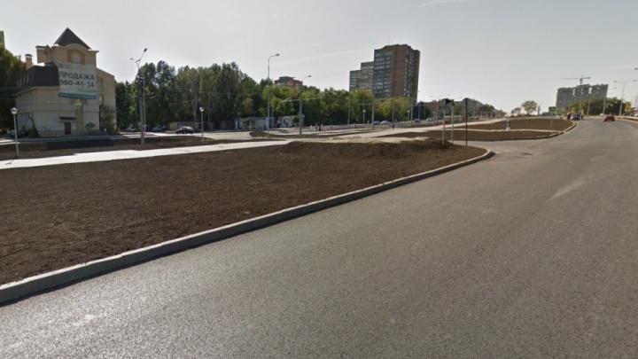 Остановки на улице Ташкентской в Самаре появятся после 2018 года