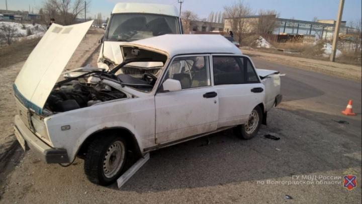 Полиция назвала причины смертельной аварии на улице Ангарской в Волгограде