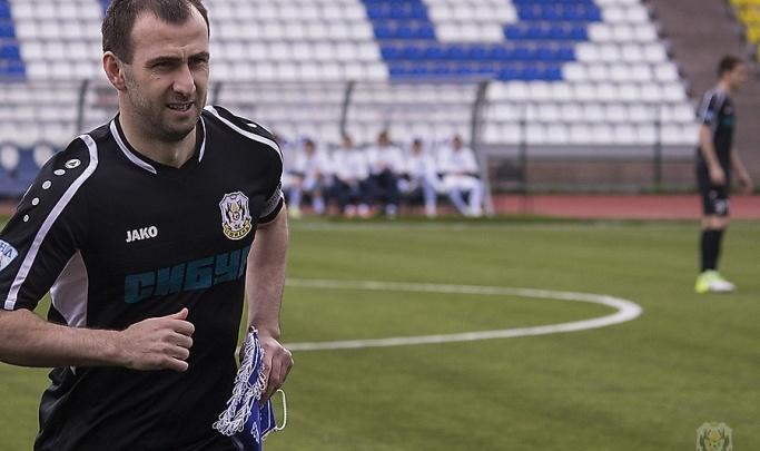 Капитаном ФК «Тюмень» Хасаном Мамтовым заинтересовались зарубежные клубы