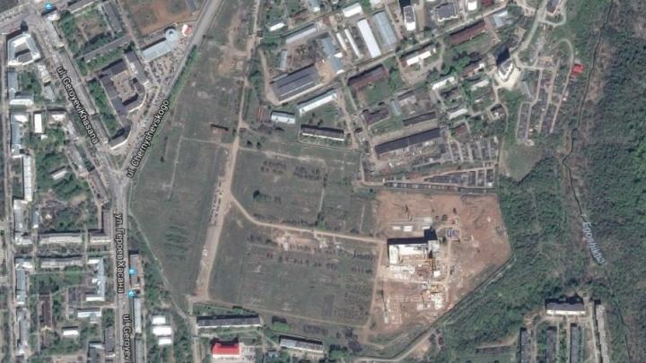 В Перми на месте Красных казарм появится огромный торговый центр