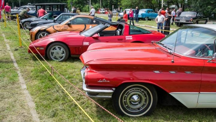 В Ростове под открытым небом пройдет выставка ретроавтомобилей