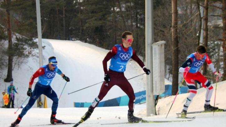 Денис Спицов: серебро, завоеванное в эстафете, команда посвятила ребятам, которые не смогли поехать в Пхёнчхан