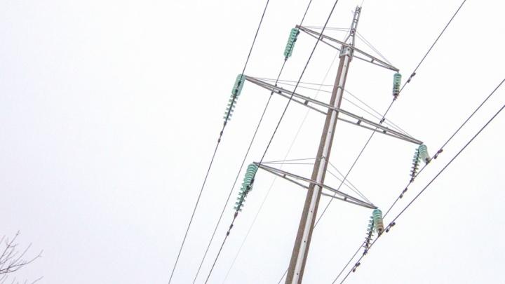 В Самаре целый квартал остался без света из-за аварии