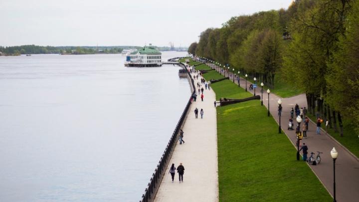 В Ярославле из-за байкеров на два дня перекроют Волжскую набережную