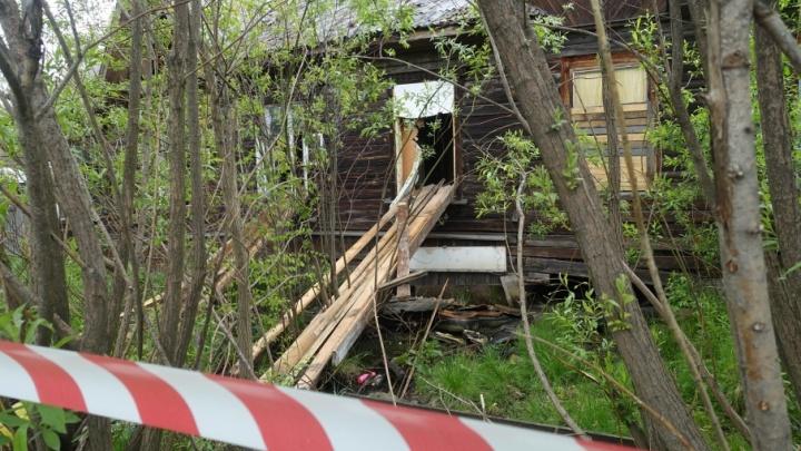 Дома под снос: разбирать опасные аварийки не дают сами архангелогородцы
