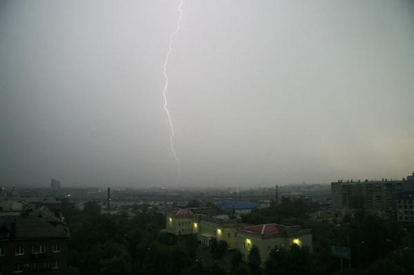 Синоптики предупредили о затяжных дождях