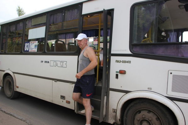 В Ярославле проверили маршрутки