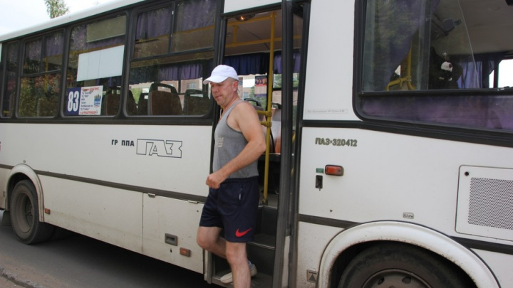 В Ярославле сняли с рейса две маршрутки