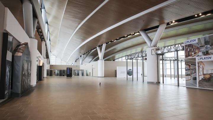 Аэропорт Платов полностью готов к эксплуатации