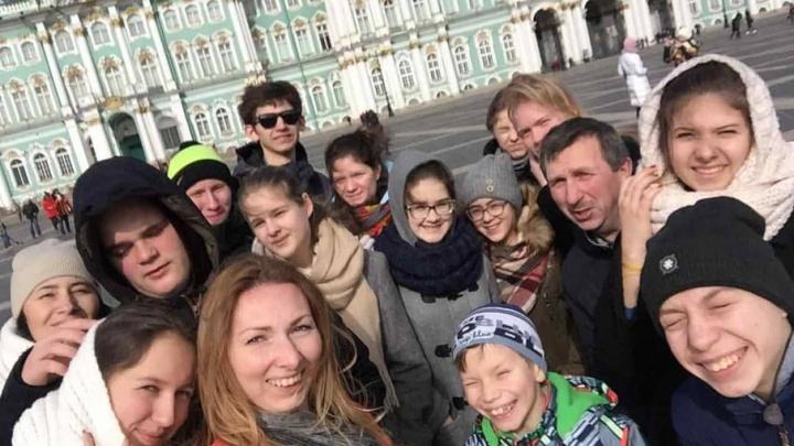 Юные северяне завоевали десять золотых медалей на конкурсах в Санкт-Петербурге
