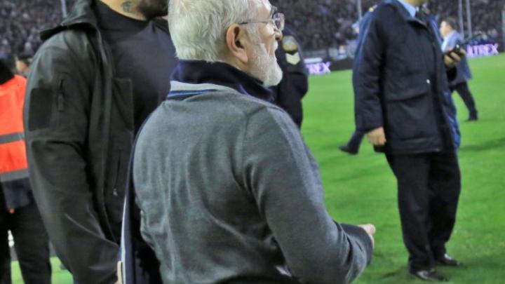 Бизнесмена Ивана Саввиди на три года отлучили от греческого футбола