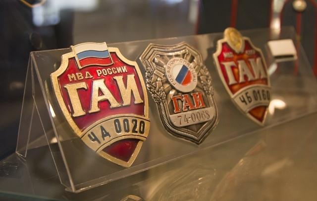 Пластиковый инспектор и легендарный ГАЗ-21: экскурсия по музею ГИБДД Челябинской области