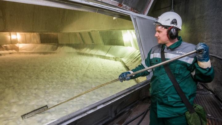 Пермские «Минудобрения» выпустили 686,5 тысячи тонн товарного аммиака и карбамида