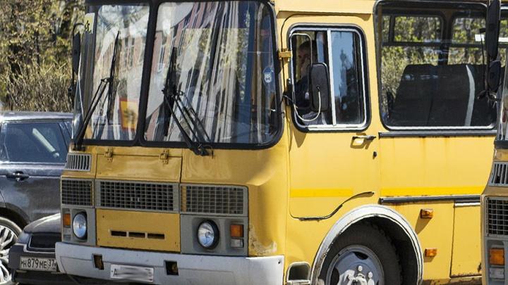 В Ярославской области пьяный парень избил битой водителя автобуса