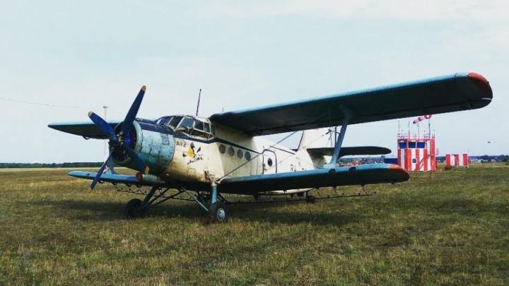 Самолет, летевший в Самару, совершил аварийную посадку в Ульяновской области