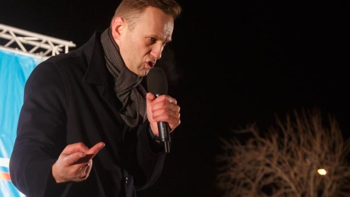 Алексей Навальный публично оскорбил волгоградского губернатора