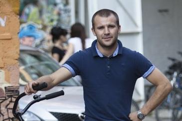 Дмитрий Гусев: «Почти все велодорожки в Ростове – это просто линии на асфальте»
