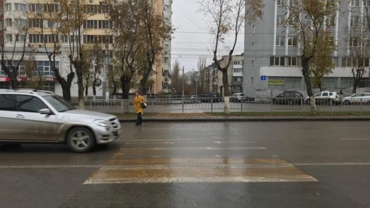 «Исторический» переход на улице Невской: к нему не зарастет народная тропа