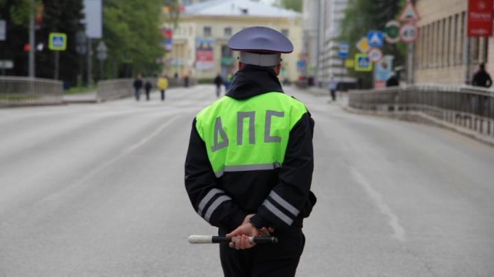 В воскресенье в центре Архангельска перекроют некоторые участки дорог