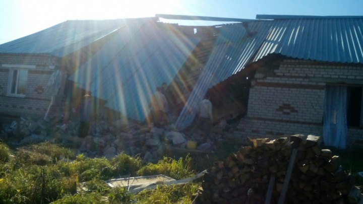 Выплатят компенсации и дадут продукты: жильцам взорвавшегося дома в Еловском районе будет оказана помощь