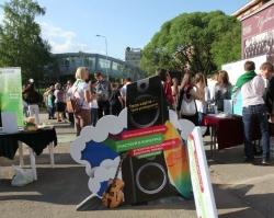 Сбербанк принял участие в пермском фестивале «Ночь в университете 2016»