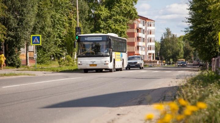 Архангельску и Северодвинску грозит подорожание автобусного проезда