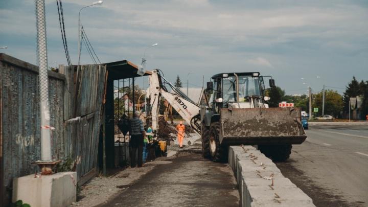 Как решается судьба дома, который мешает реконструкции Московского тракта: ответ администрации