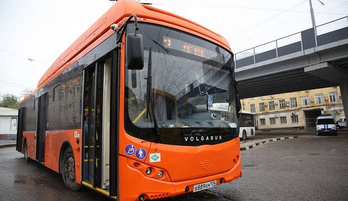 В Волгограде автобус №2 начнет доезжать до кинотеатра «Юбилейный»
