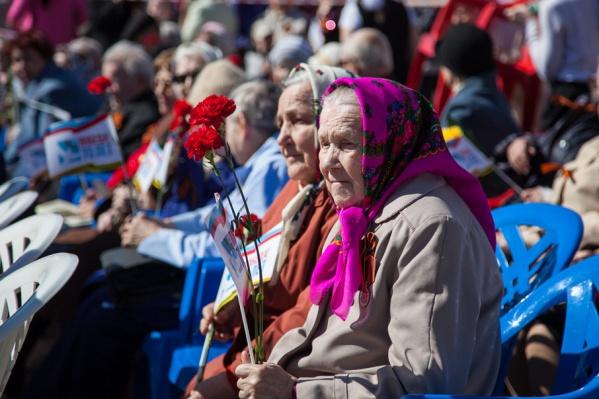 Ветеранов Великой Отечественной войны в Архангельской области – 378 человек