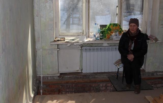 В Самаре из-за капремонта непригодной для проживания стала одна из квартир
