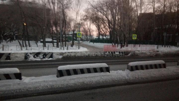 Водоканал до лета раскопал участок Московского тракта